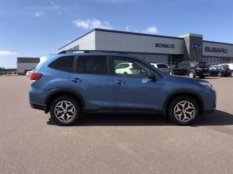 2020 Subaru Forester for sale at Schulte Subaru in Sioux Falls SD