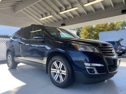 2015 Chevrolet Traverse for sale at Pasadena Preowned in Pasadena MD