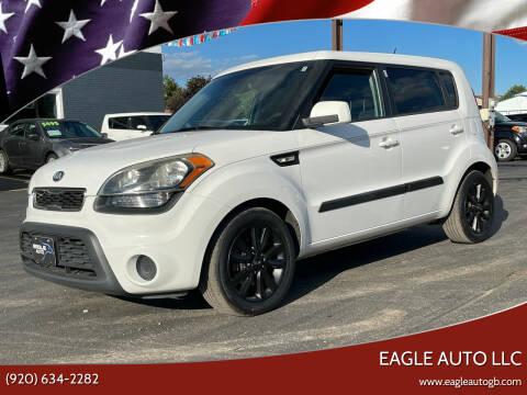 2013 Kia Soul for sale at Eagle Auto LLC in Green Bay WI