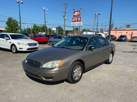 2007 Ford Taurus for sale at 4th Street Auto in Louisville KY