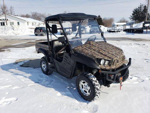 2018 Hisun HS 500 for sale at Koop's Sales and Service in Vinton IA