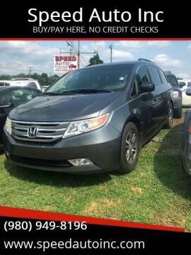 2011 Honda Odyssey for sale at Speed Auto Inc in Charlotte NC