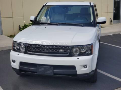 2012 Land Rover Range Rover Sport for sale at Gold Coast Motors in Lemon Grove CA