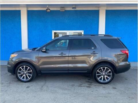 2015 Ford Explorer for sale at Khodas Cars in Gilroy CA