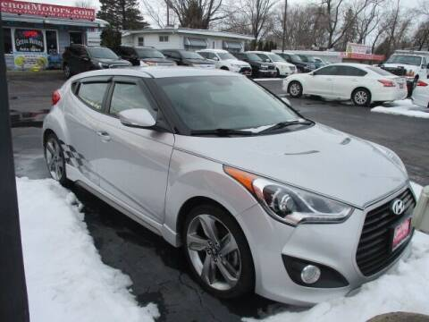 2013 Hyundai Veloster for sale at GENOA MOTORS INC in Genoa IL