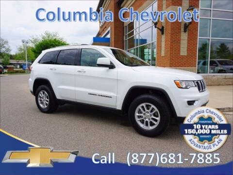 2020 Jeep Grand Cherokee for sale at COLUMBIA CHEVROLET in Cincinnati OH