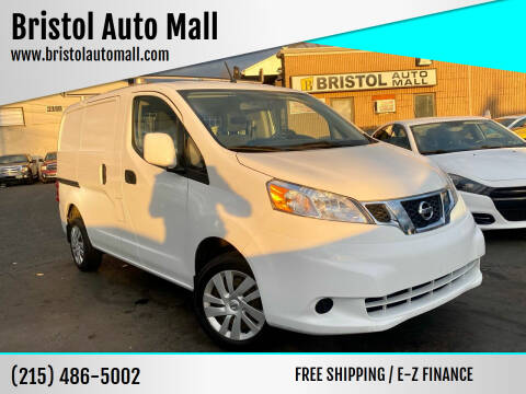 2015 Nissan NV200 for sale at Bristol Auto Mall in Levittown PA