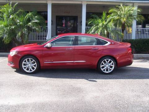 2014 Chevrolet Impala for sale at Thomas Auto Mart Inc in Dade City FL