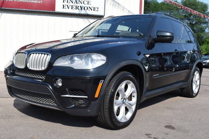 2013 BMW X5 for sale at Dealswithwheels in Inver Grove Heights MN