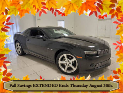 2015 Chevrolet Camaro for sale at Southern Star Automotive, Inc. in Duluth GA