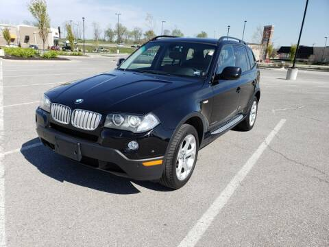 2010 BMW X3 for sale at Auto Hub in Grandview MO