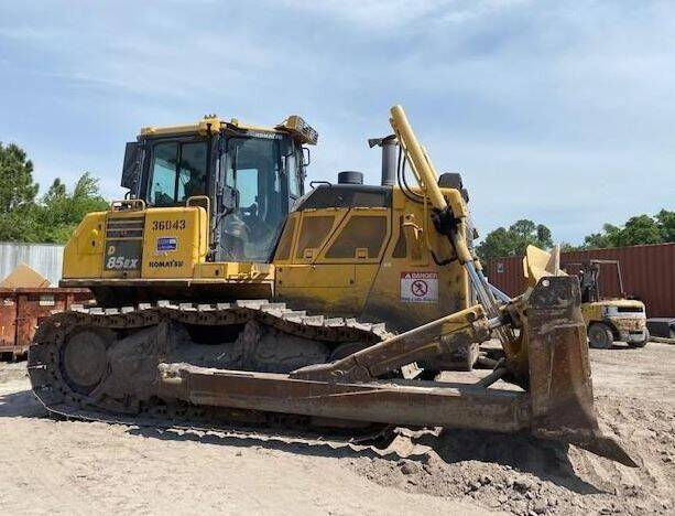 2015 Komatsu D85EX-18 for sale at Vehicle Network - Milam's Equipment Sales in Sutherlin VA