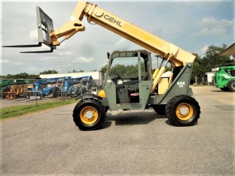 2007 Gehl RS6-34 for sale at Vehicle Network - Ironworks Trading Corp. in Norfolk VA