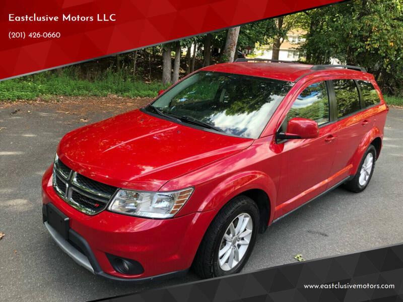 2014 Dodge Journey for sale at Eastclusive Motors LLC in Hasbrouck Heights NJ