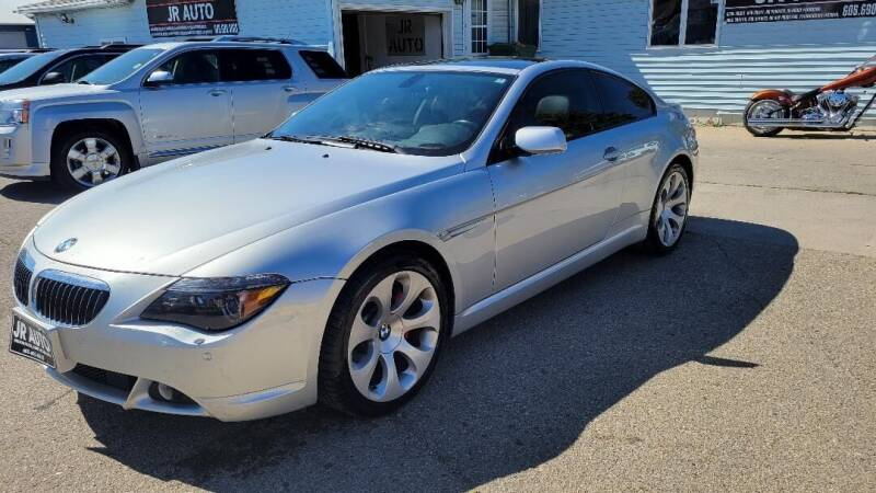 2007 BMW 6 Series for sale at JR Auto in Brookings SD