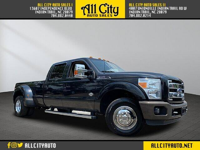 2015 Ford F-350 Super Duty for sale at All City Auto Sales in Indian Trail NC