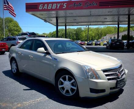 2011 Cadillac CTS for sale at GABBY'S AUTO SALES in Valparaiso IN