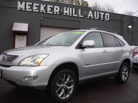 2009 Lexus RX 350 for sale at Meeker Hill Auto Sales in Germantown WI