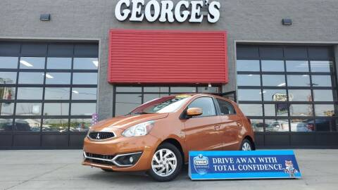 2019 Mitsubishi Mirage for sale at George's Used Cars - Pennsylvania & Allen in Brownstown MI