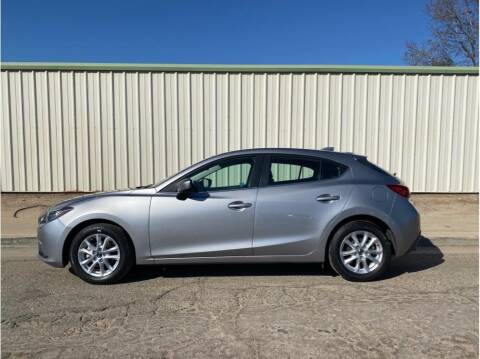 2016 Mazda MAZDA3 for sale at Dealers Choice Inc in Farmersville CA