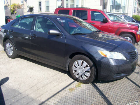 2007 Toyota Camry for sale at Dambra Auto Sales in Providence RI