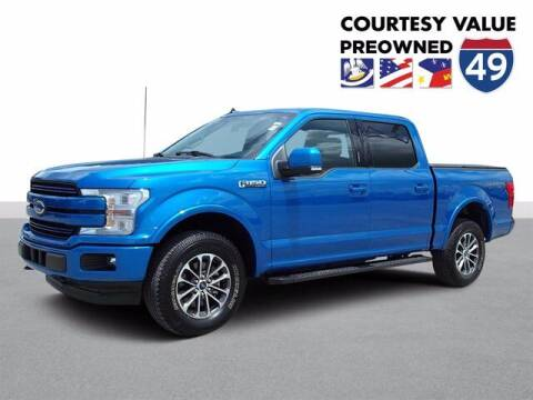 2020 Ford F-150 for sale at Courtesy Value Pre-Owned I-49 in Lafayette LA