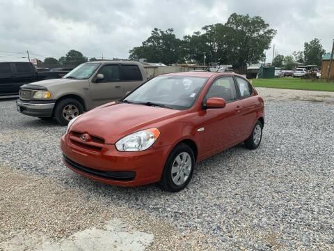 2010 Hyundai Accent for sale at Bayou Motors Inc in Houma LA