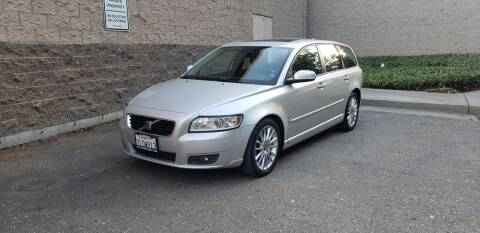 2009 Volvo V50 for sale at SafeMaxx Auto Sales in Placerville CA