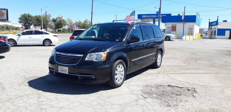 2014 Chrysler Town and Country for sale at Autosales Kingdom in Lancaster CA