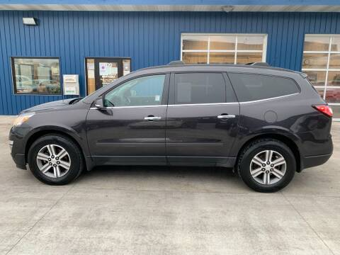 2015 Chevrolet Traverse for sale at Twin City Motors in Grand Forks ND