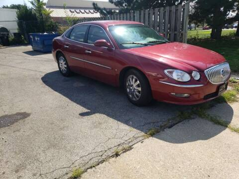 2008 Buick LaCrosse for sale at M & C Auto Sales in Toledo OH