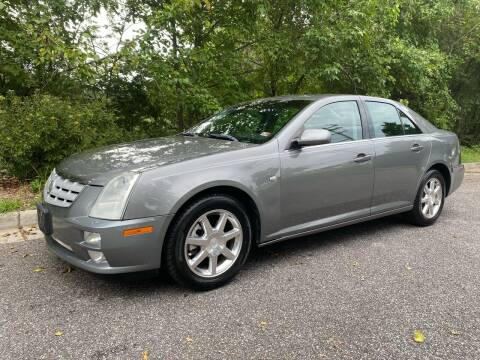 2005 Cadillac STS for sale at Coastal Auto Sports in Chesapeake VA