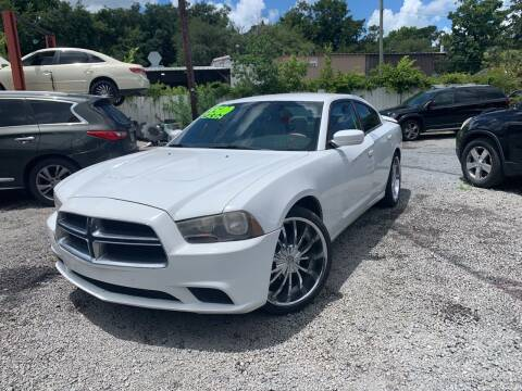 2012 Dodge Charger for sale at Auto Mart - Dorchester in North Charleston SC
