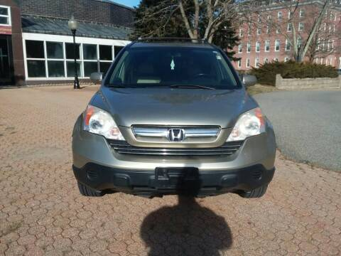 2007 Honda CR-V for sale at Better Auto in South Darthmouth MA
