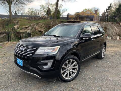 2017 Ford Explorer for sale at Crown Auto Group in Falls Church VA
