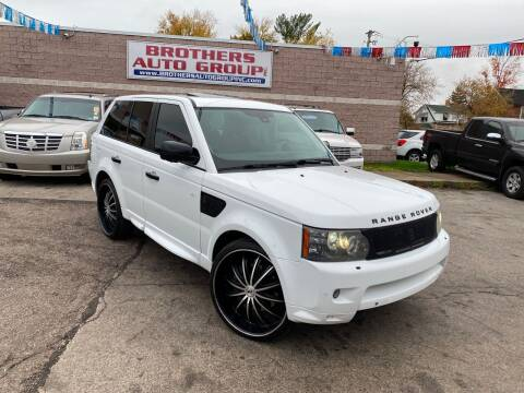 2011 Land Rover Range Rover Sport for sale at Brothers Auto Group in Youngstown OH
