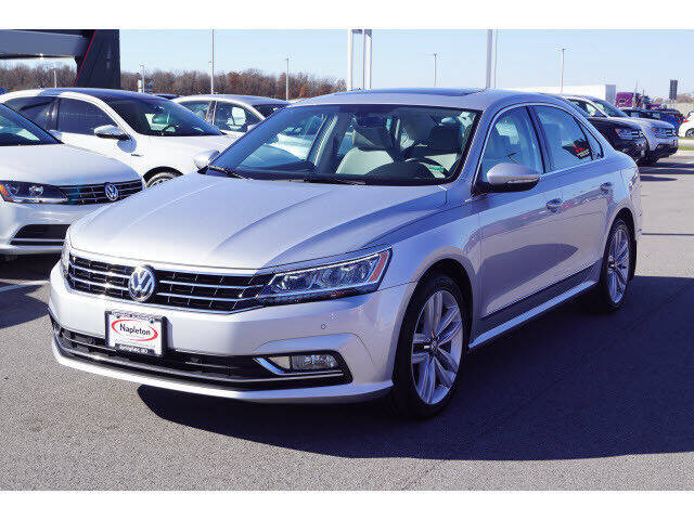2017 Volkswagen Passat for sale at Napleton Autowerks in Springfield MO