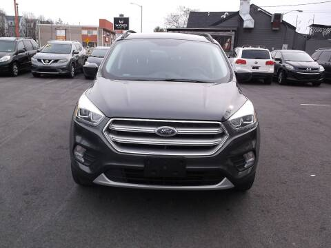 2017 Ford Escape for sale at sharp auto center in Worcester MA