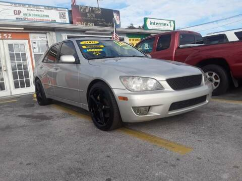 2001 Lexus IS 300 for sale at GP Auto Connection Group in Haines City FL