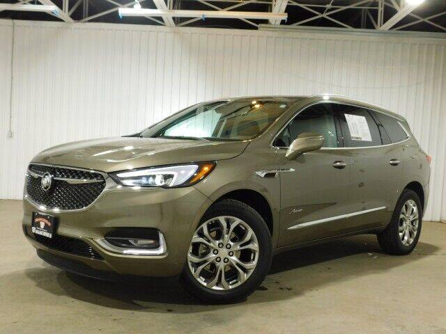 2020 Buick Enclave for sale at Bulldog Motor Company in Borger TX