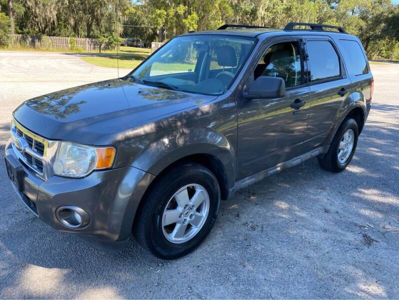 2009 Ford Escape for sale at DRIVELINE in Savannah GA