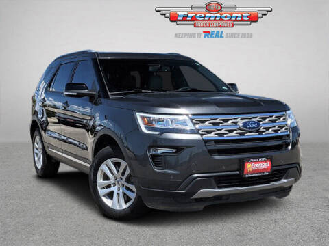 2018 Ford Explorer for sale at Rocky Mountain Commercial Trucks in Casper WY