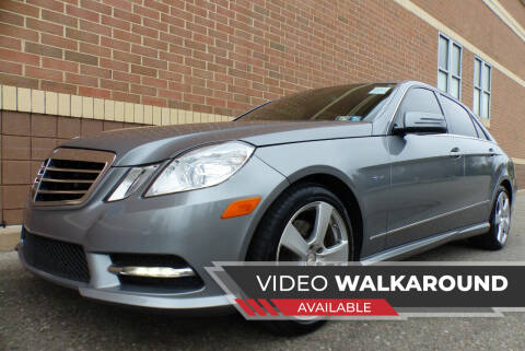 2012 Mercedes-Benz E-Class for sale at Macomb Automotive Group in New Haven MI