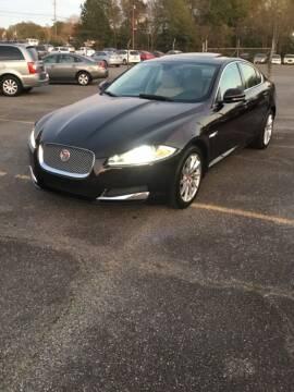 2014 Jaguar XF for sale at Certified Motors LLC in Mableton GA