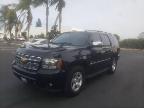 2012 Chevrolet Tahoe for sale at Auto Facil Club in Orange CA