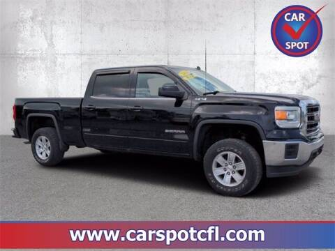 2014 GMC Sierra 1500 for sale at Car Spot Of Central Florida in Melbourne FL