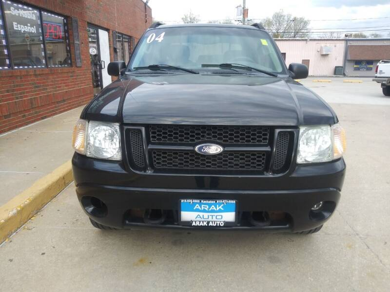 2004 Ford Explorer Sport Trac for sale at Arak Auto Group in Bourbonnais IL