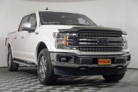 2019 Ford F-150 for sale at Washington Auto Credit in Puyallup WA