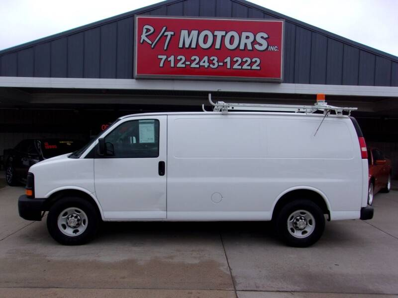 2011 Chevrolet Express Cargo for sale at RT Motors Inc in Atlantic IA