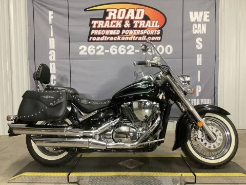 2016 Suzuki Boulevard  for sale at Road Track and Trail in Big Bend WI
